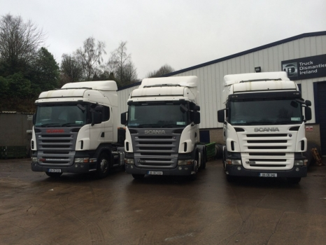 2005 Scania R420 6-Wheelers