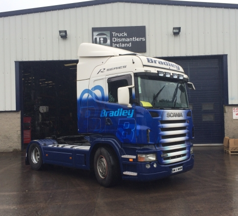2006 Scania R420 Highline