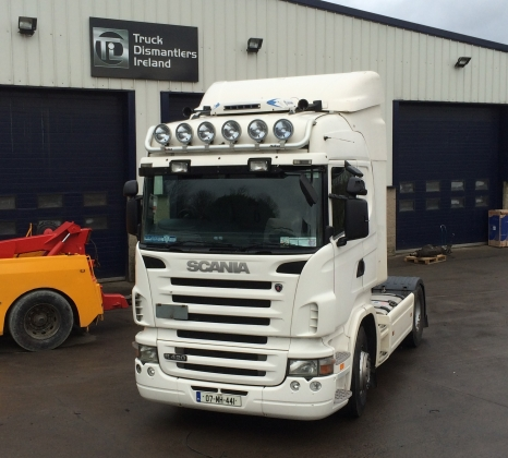 2007 Scania R420 Highline T/U