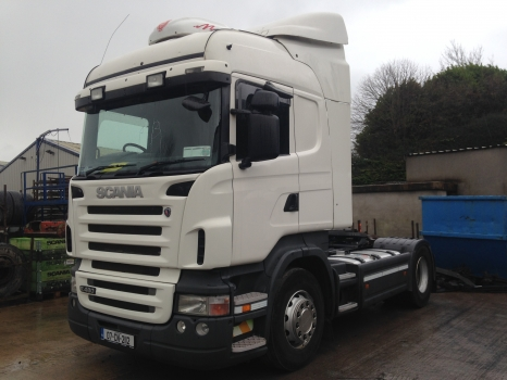 2007 Scania R480, 4x2 Tractor Unit